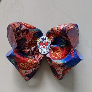 Book of life Hair Bow